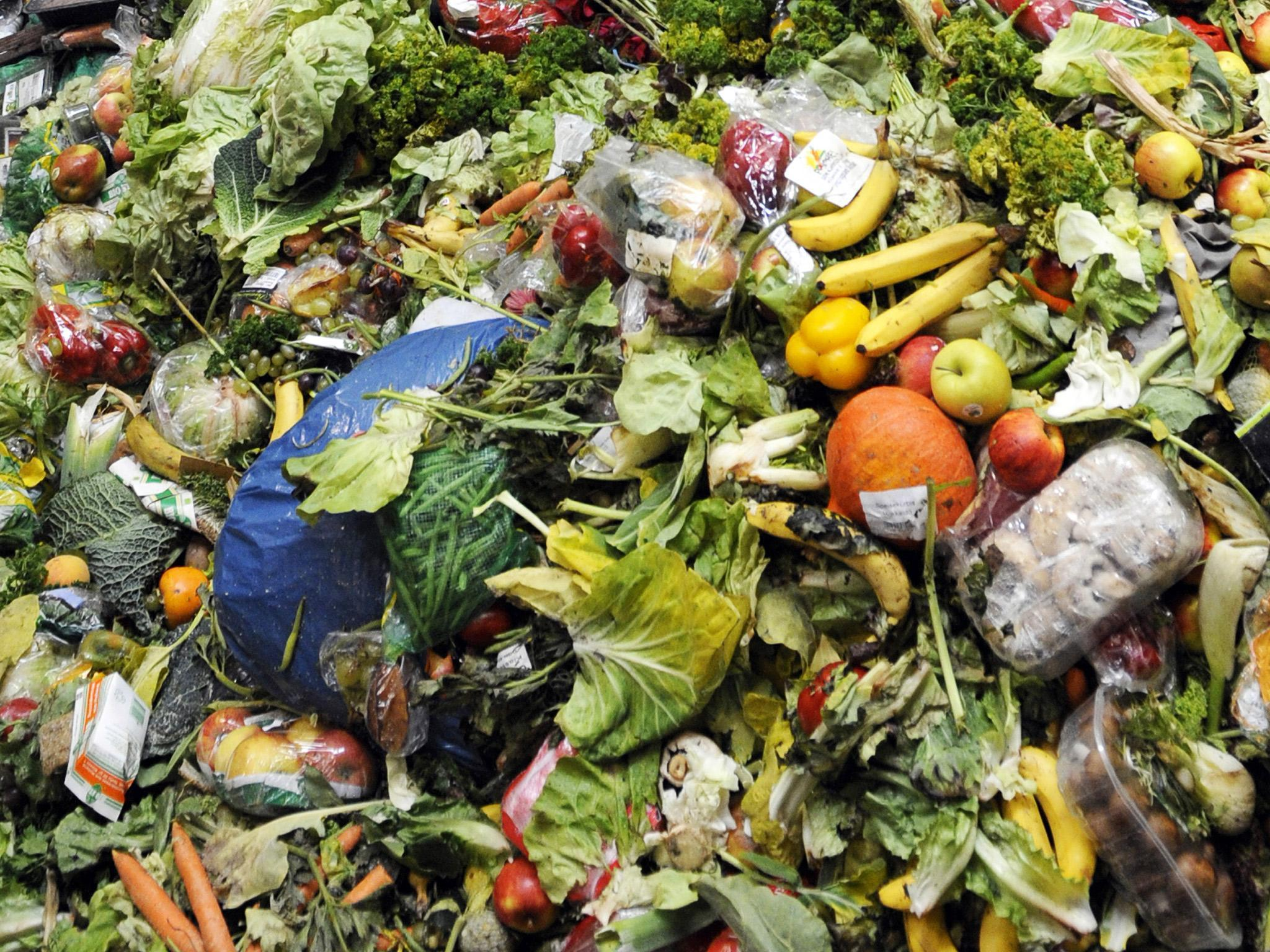 France is the world's best country for food waste
