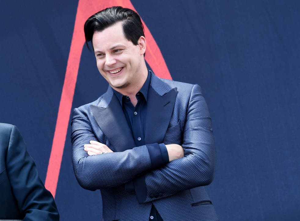 Jack White. Credit: Getty Images.