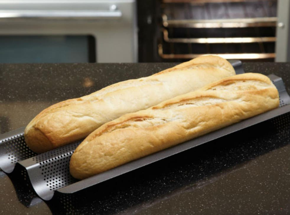 Beginners to bread making should invest in a good-quality baking stone and loaf tin