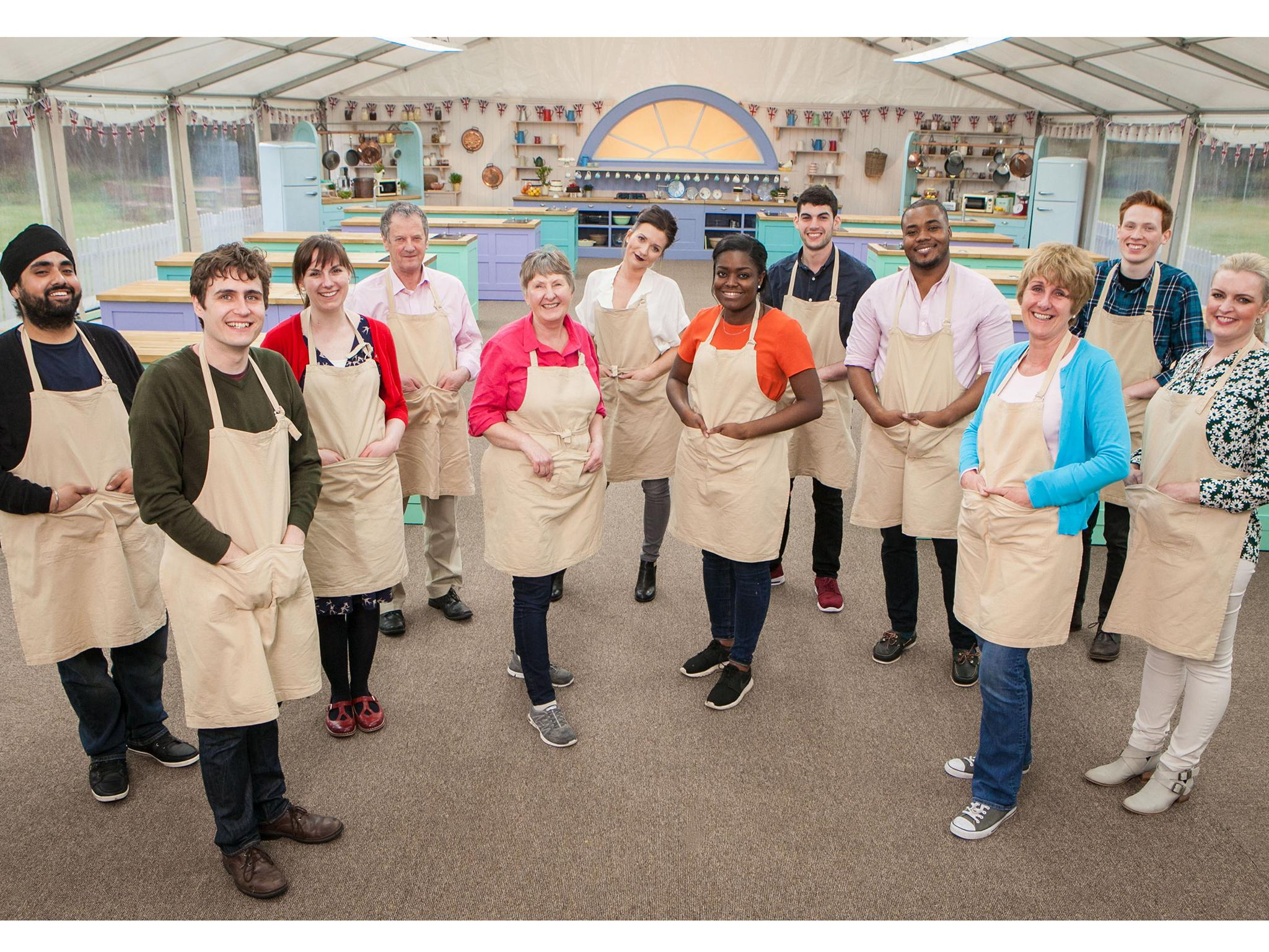 Great British Bake Off 2016: What time does it start? Who