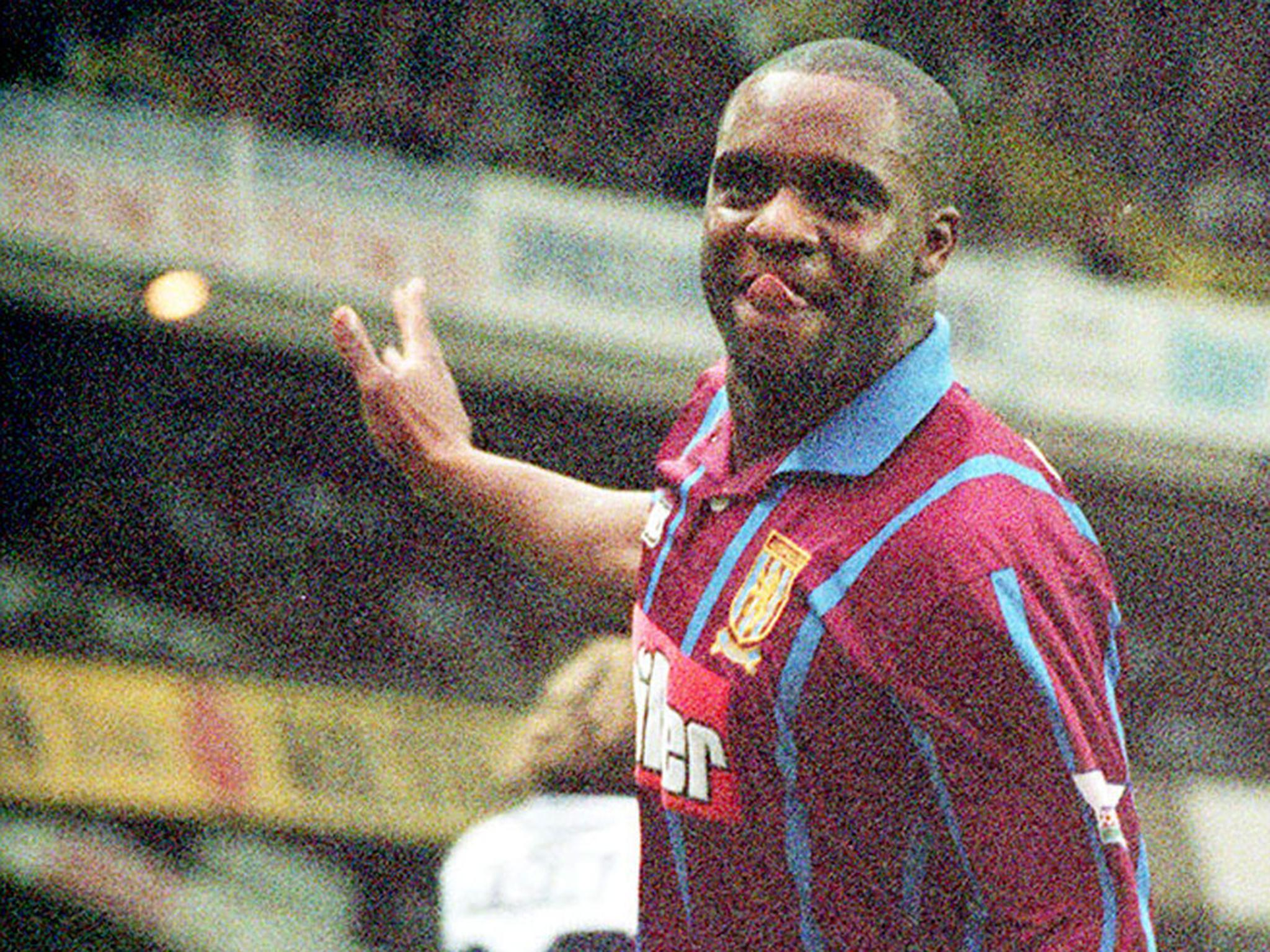 Dalian Atkinson: Police officer charged with murder of former Premier League footballer