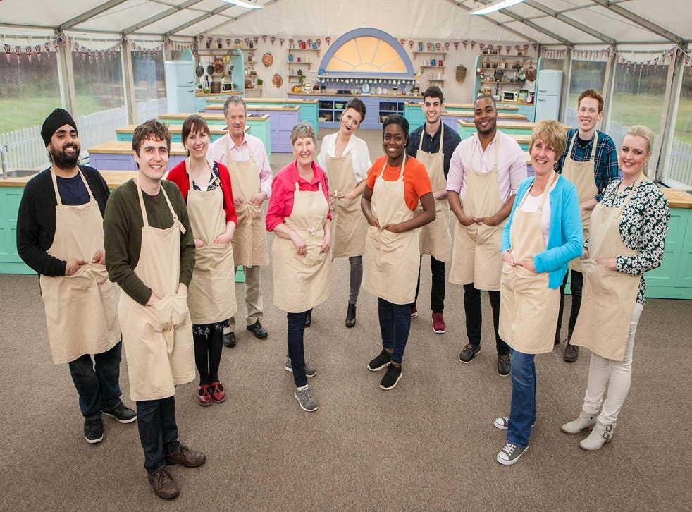 The twelve new bakers joining Mary Berry and Paul Hollywood in The Great British Bake Off tent