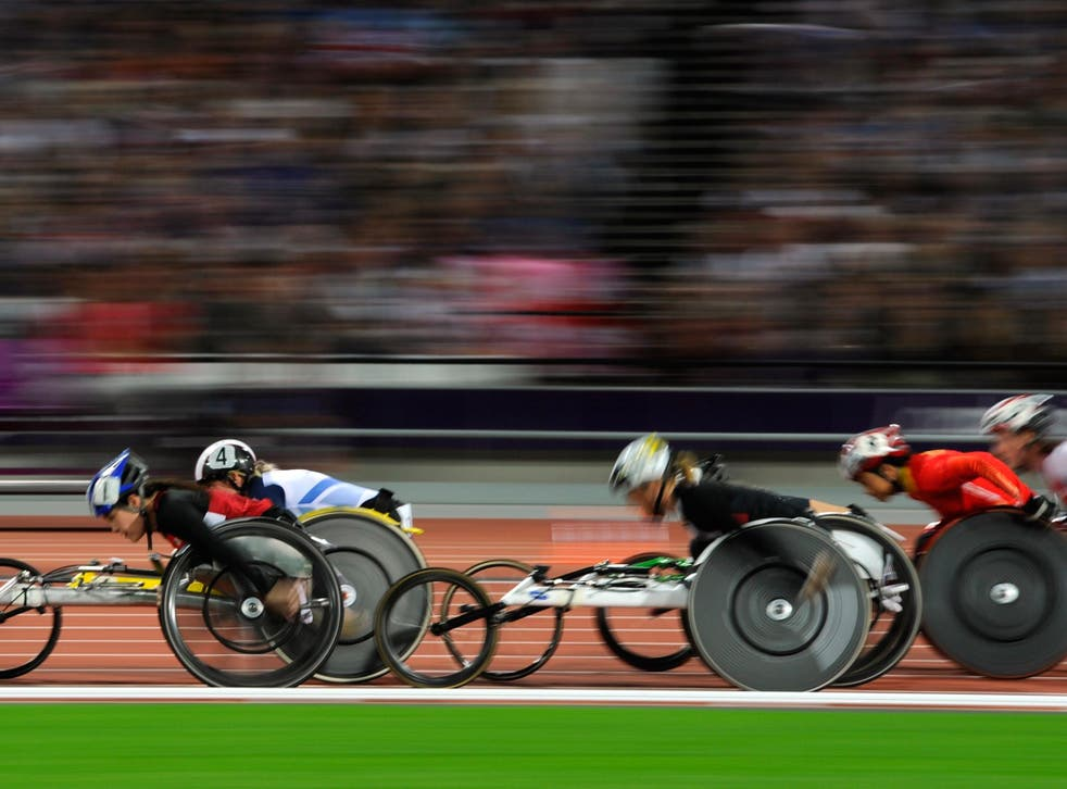 12 per cent of tickets have been sold for the Rio Paralympics