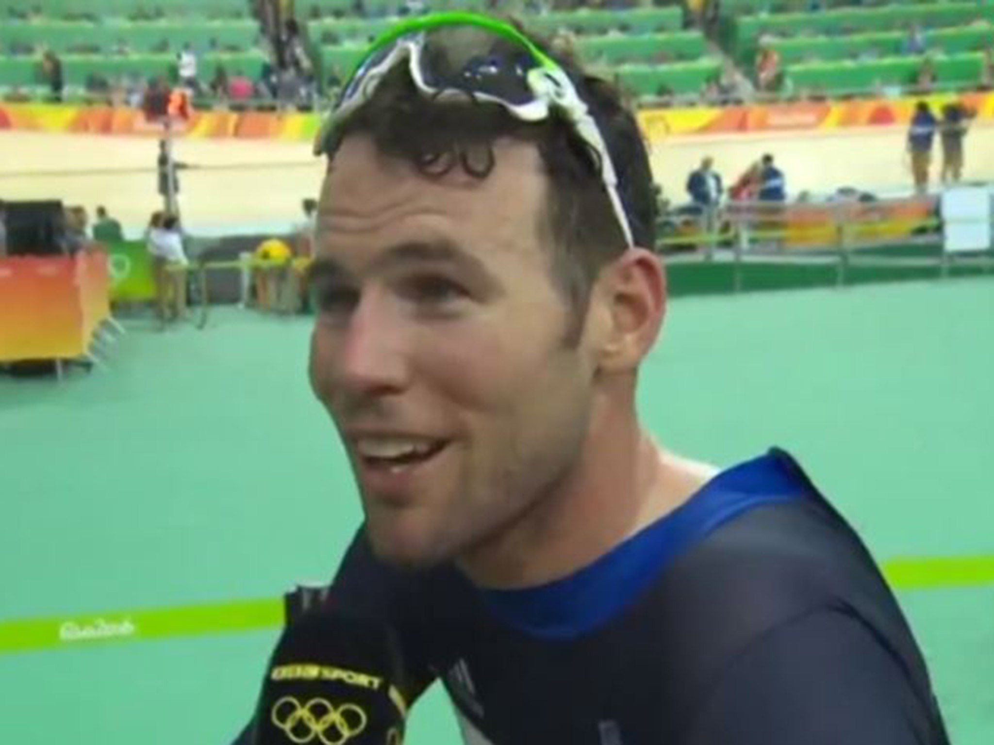 Rio 2016 Mark Cavendish Makes Bradley Wiggins Joke