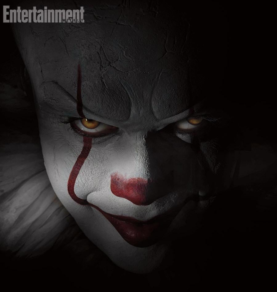 It First Full Unsettling Look At Pennywise The Clown In Stephen King Remake The Independent The Independent