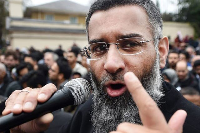 Research found Choudary's network has inspired around 100 British jihadis