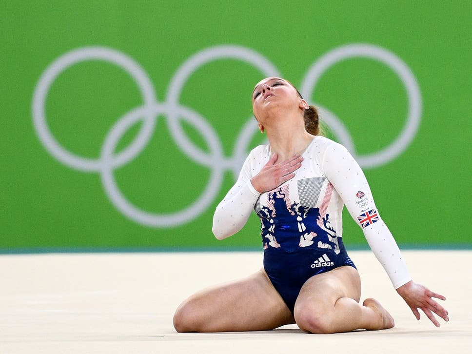 floor gymnastics.  Gymnastics Tinkler Turned In A Performance Of Impeccable Precision And Style And Floor Gymnastics