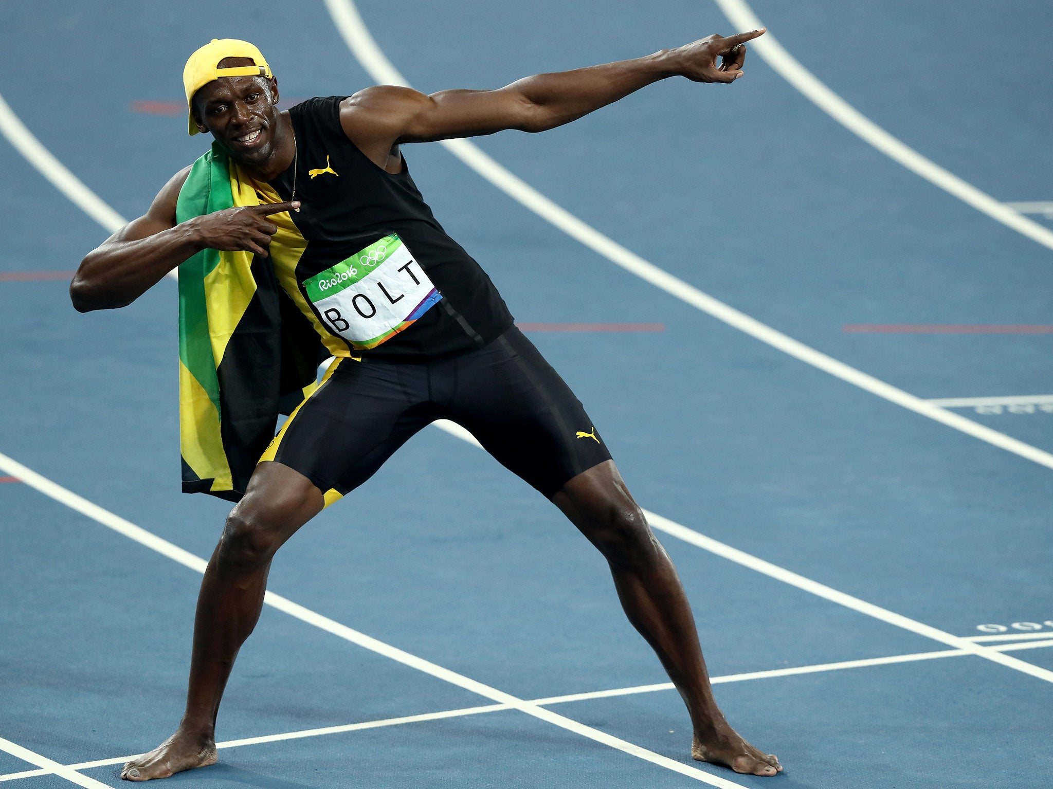Rio 2016: Of the 30 fastest 100m times ever, only nine were achieved by a clean athlete - and all were run by Usain Bolt