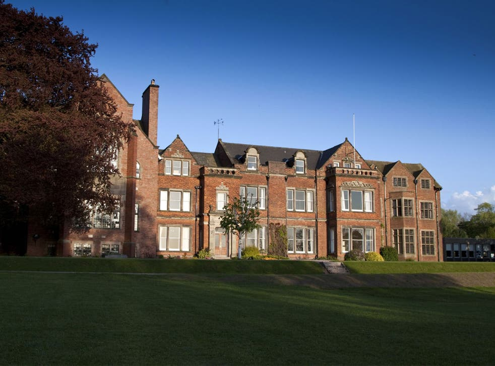 Abbotsholme School is a coeducational independent boarding and day school near Rocester in Staffordshire