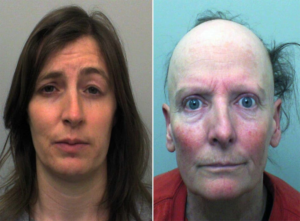 Katrina Walsh (R) feared Sarah Williams (L) would kill her and frame it as murder-suicide
