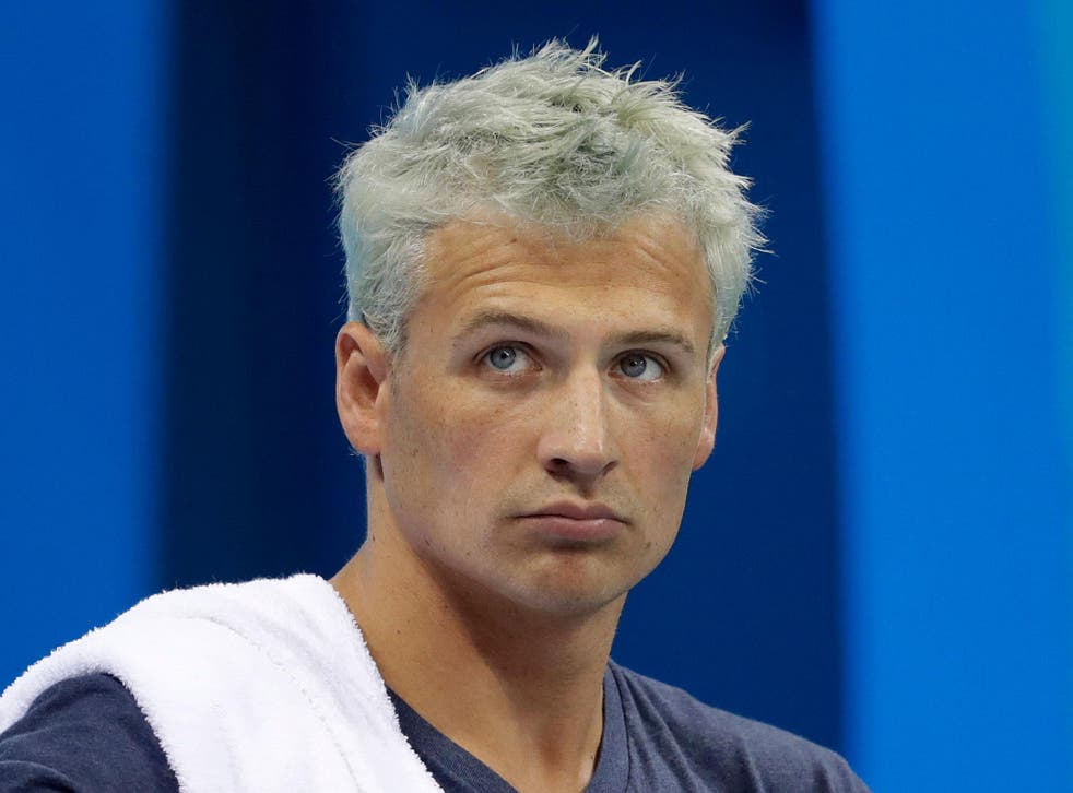 Ryan Lochte has apologised after admitting to giving a false account of an armed robbery in Rio de Janeiro during this year's Olympic Games