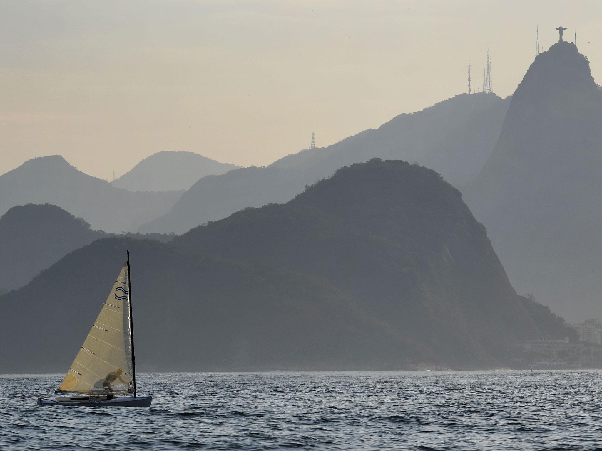 Rio 2016: Severed leg found in Guanabara Bay near sailing event