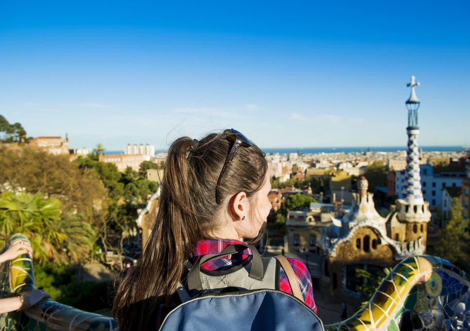 Barcelona vacation part 4 the toreador