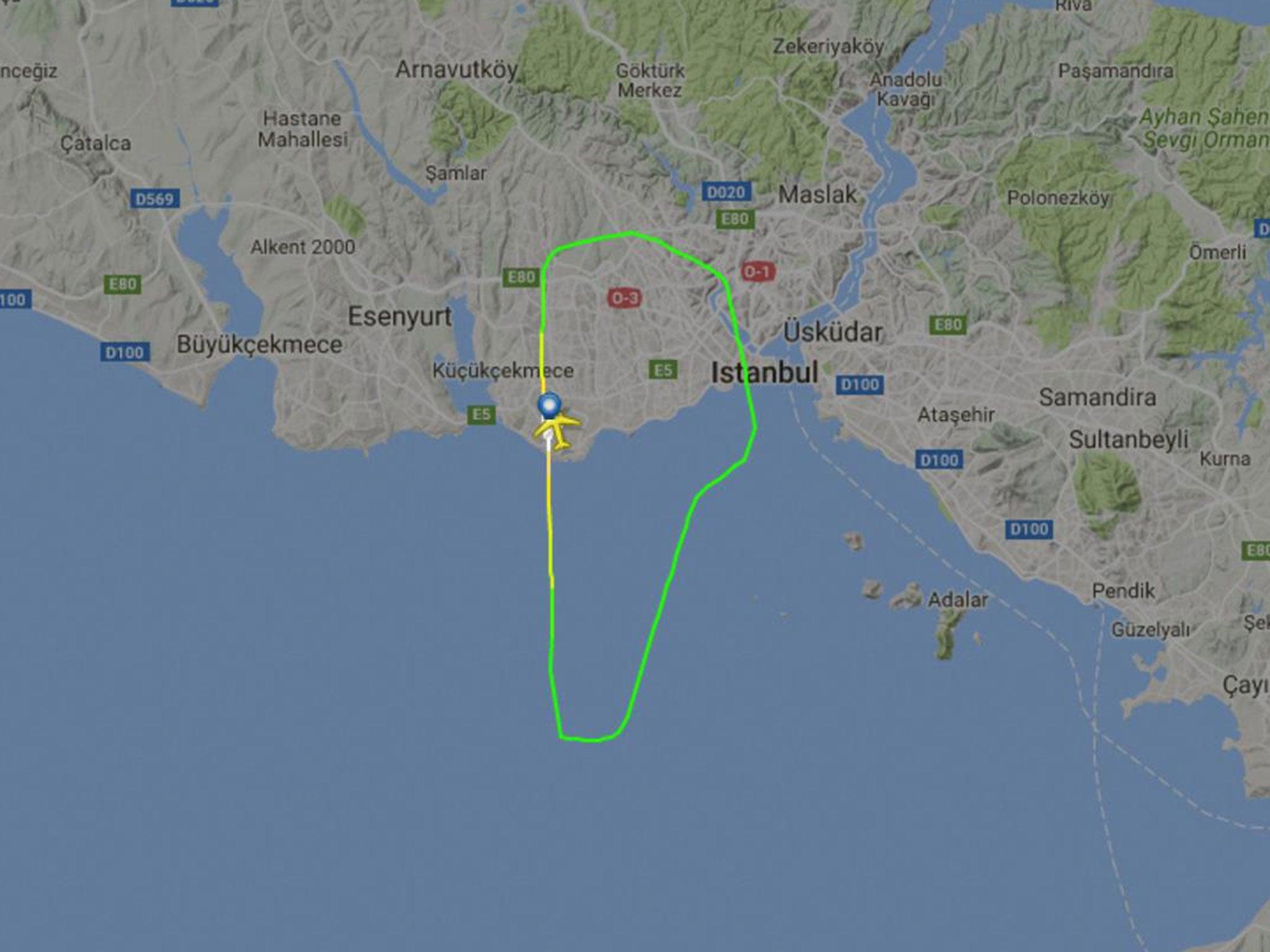 Qatar Airways plane makes emergency landing at Istanbul