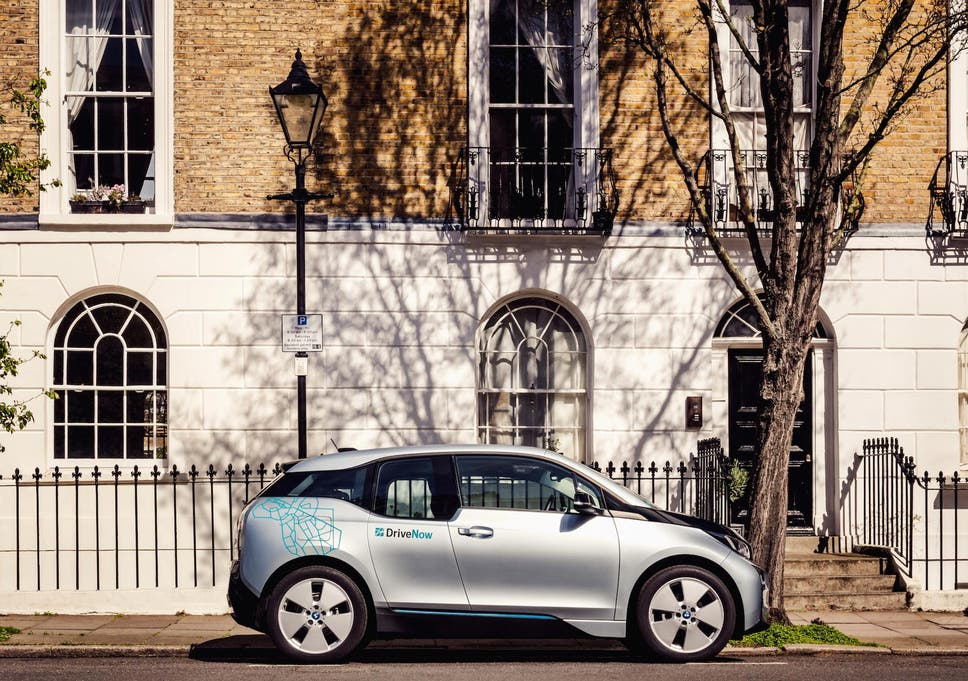 How owning a car might soon become as old-fashioned as owning a