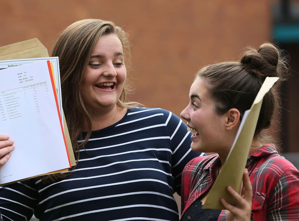 While boys scored more A* grades this year for the fourth time running, girls outperformed them in pass grades overall.