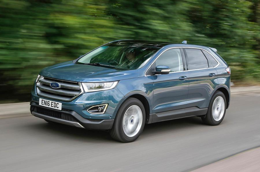 Can The Us Based Ford Edge Conquer Premium Suv Territory