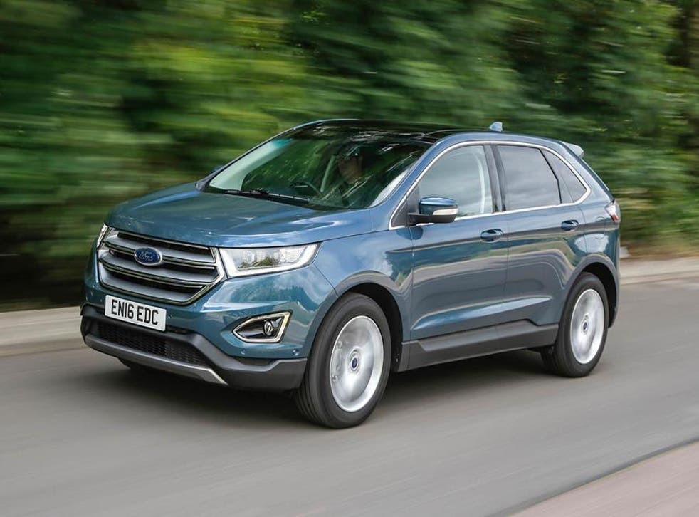 Ford Edge; migrating to success?