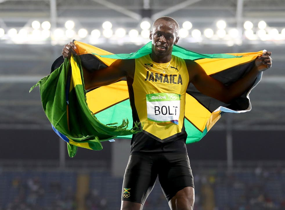 Usain Bolt will end his Olympics career in the men's 4x100m relay