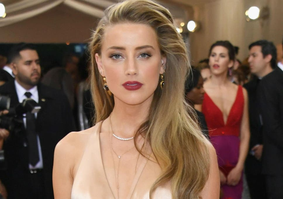 Amber Heard responds to Johnny...