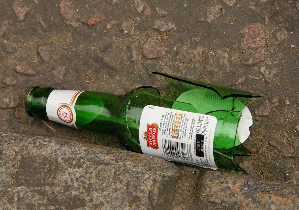Six-year-old boy stabbed to death with bottle while