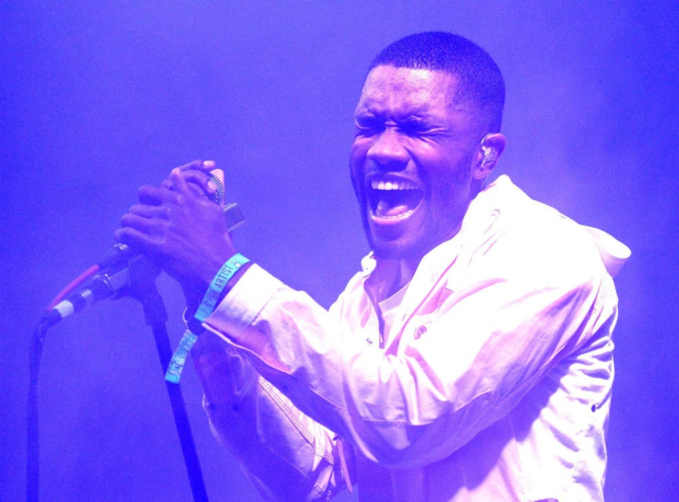 Some fans were pained when Frank Ocean released his new album 'Blonde' exclusively on Apple Music