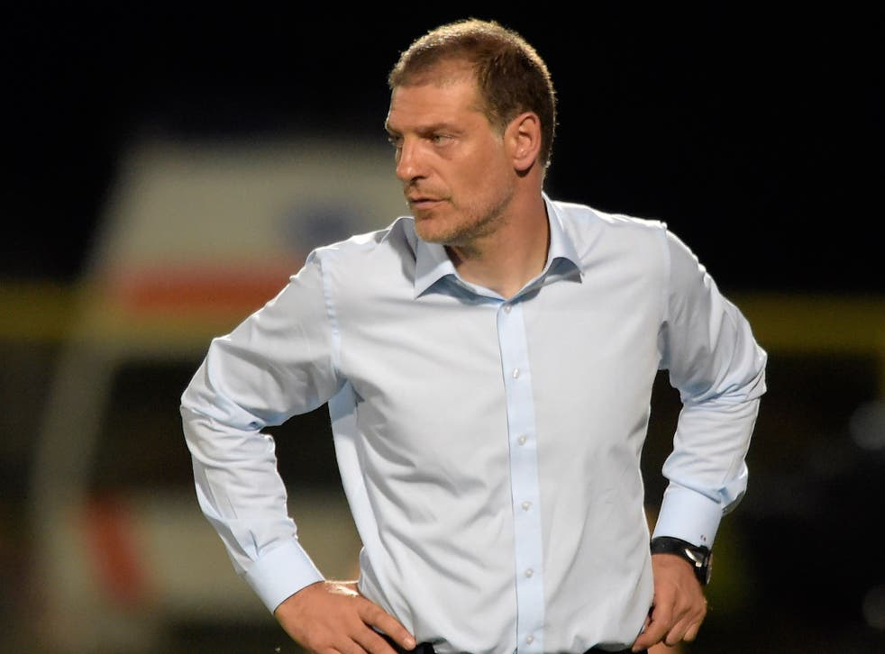 Slaven Bilic believes his West Ham side have enough to reach the Europa League group stage