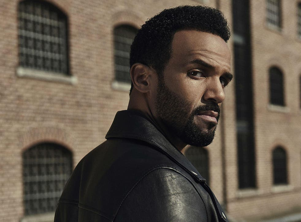 Craig David has sold more than 15 million albums worldwide since launching his career in 1999