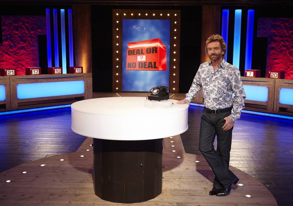 Deal or No Deal ending after 11 years with Noel Edmonds set
