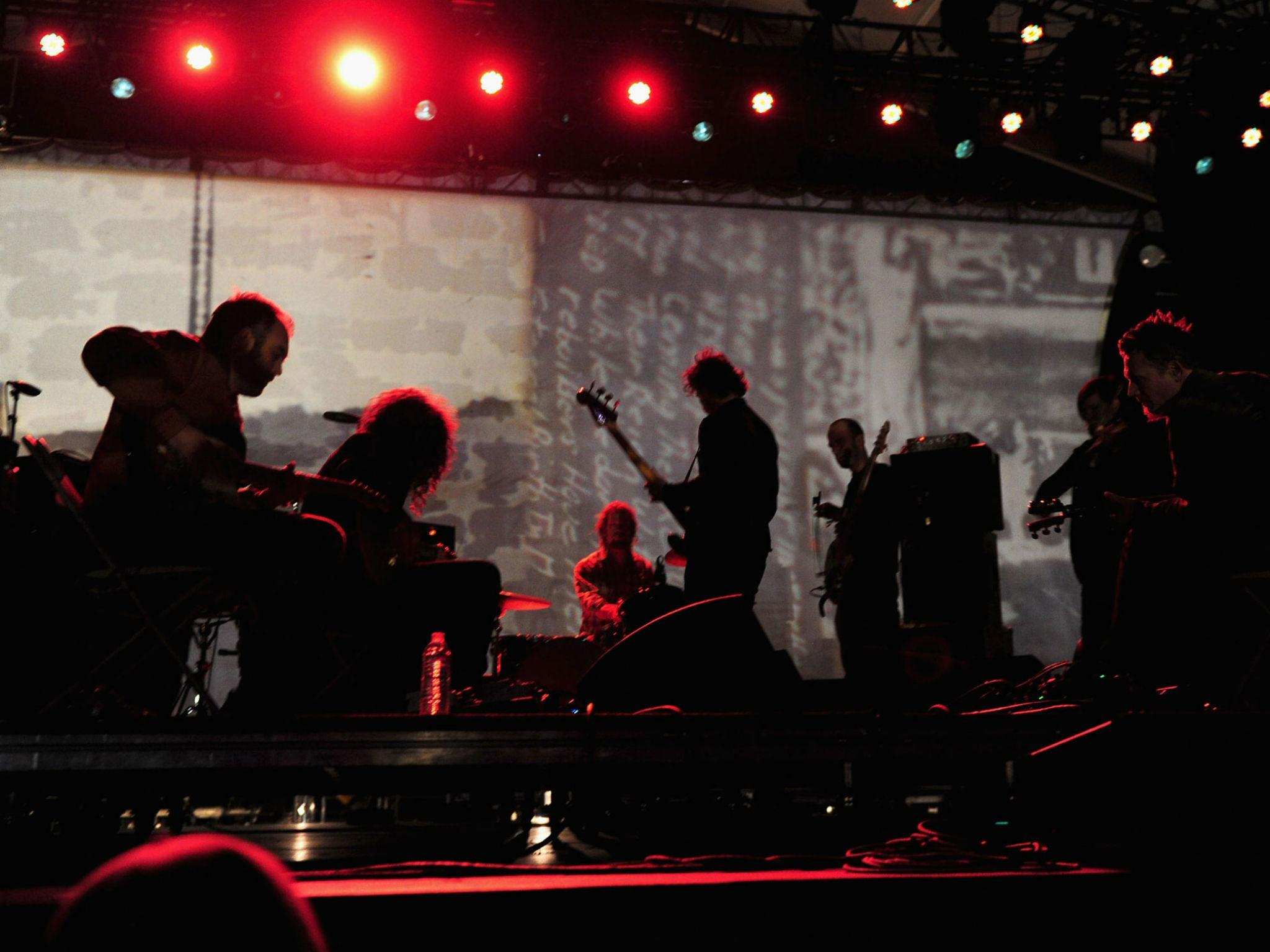 Godspeed You Black Emperor London S Coronet Theatre Gig Review