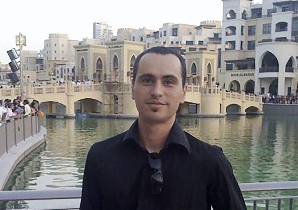 Arab car 21 year old refugee in my hotel