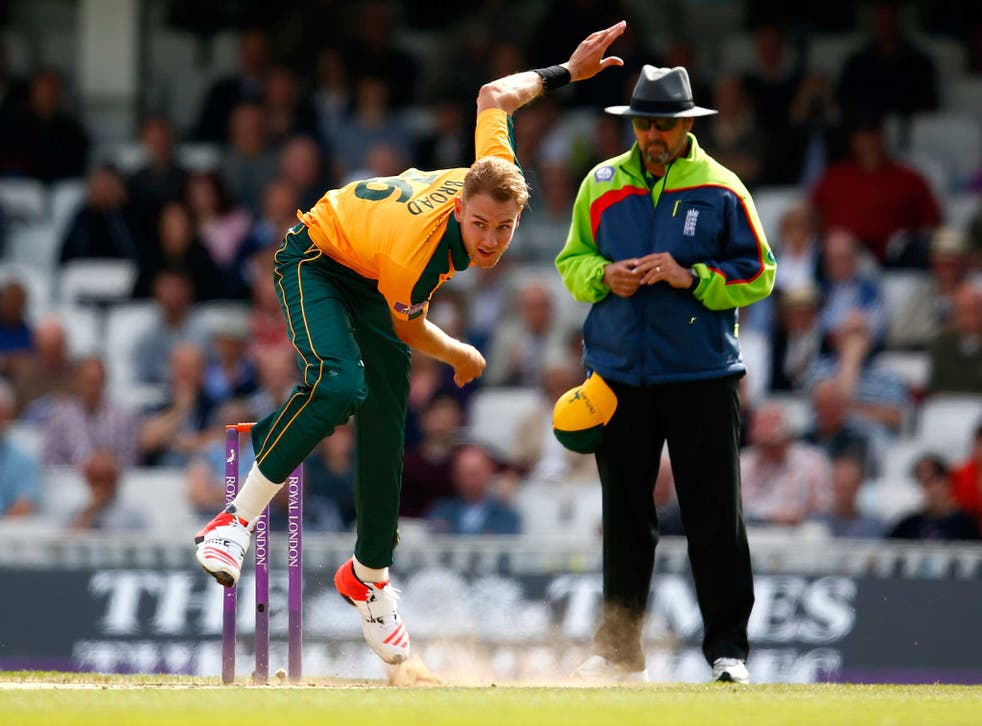 Stuart Broad will be key to Notts' hopes of winning the crown