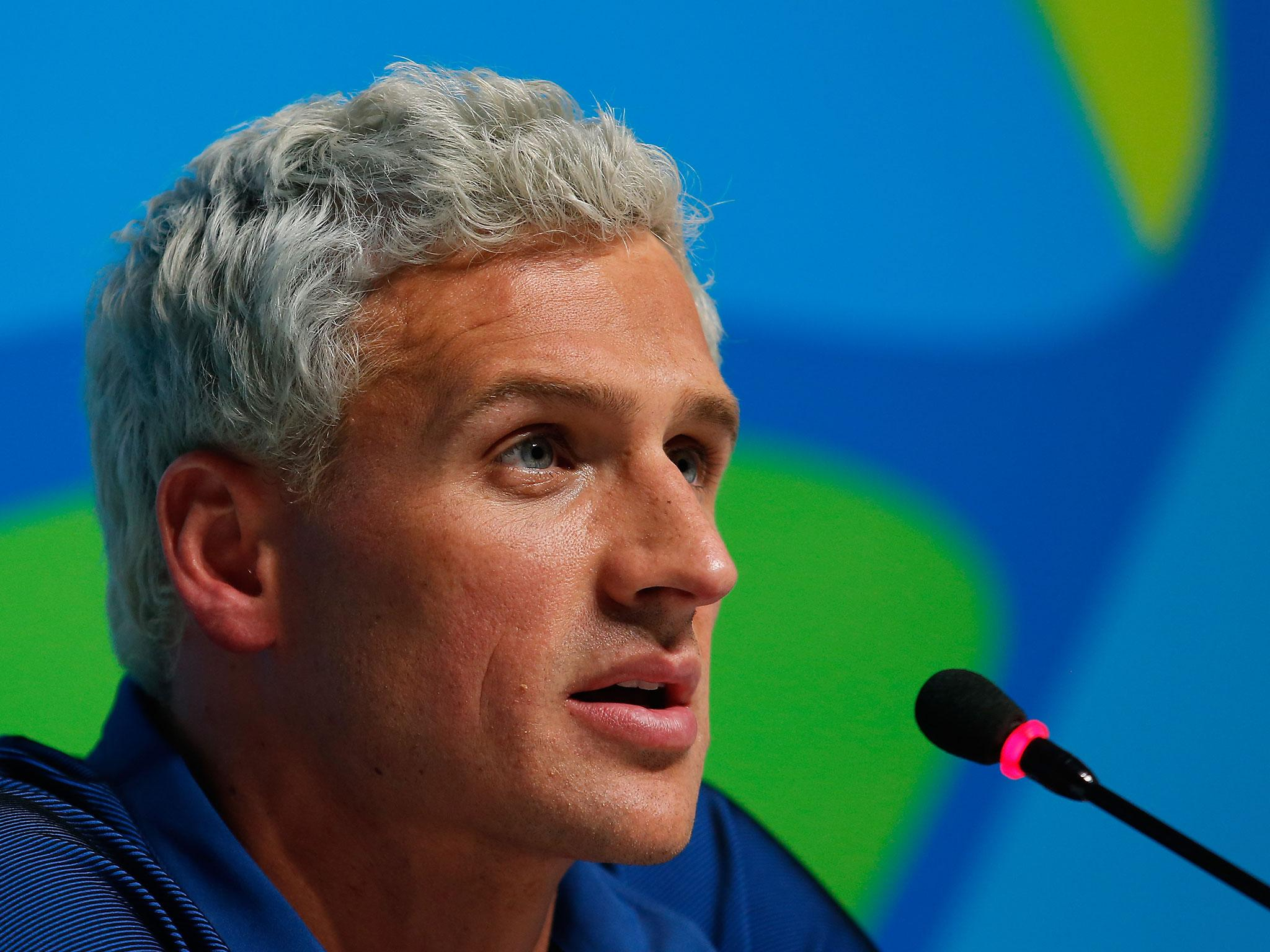 Ryan Lochte dropped by Speedo after Rio 2016 'robbery' incident