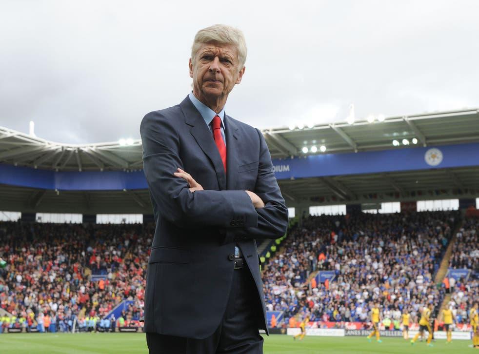 Arsene Wenger is under pressure to spend this summer