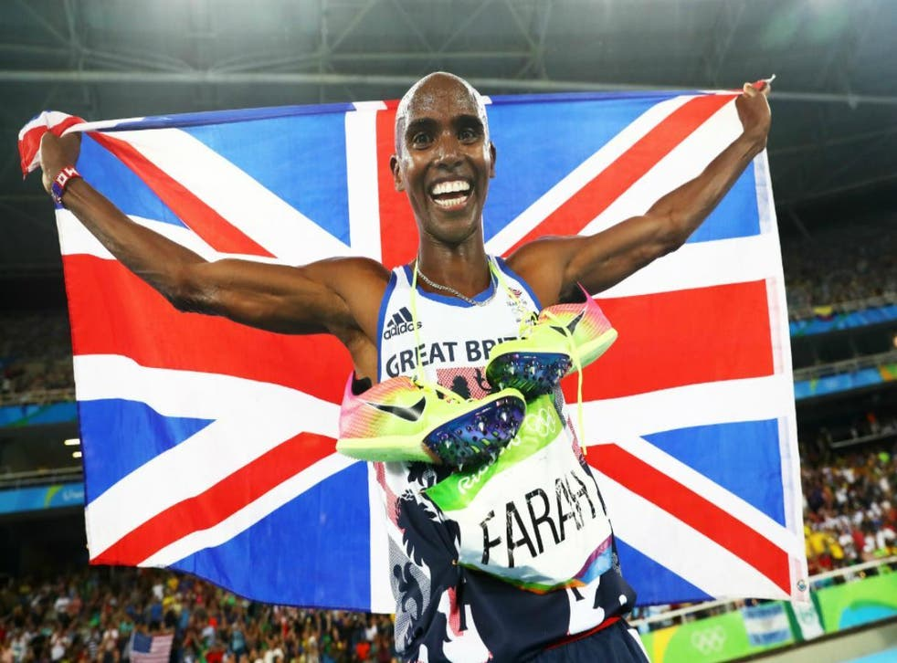 Olympic hero Mo Farah has been awarded a knighthood for services to athletics
