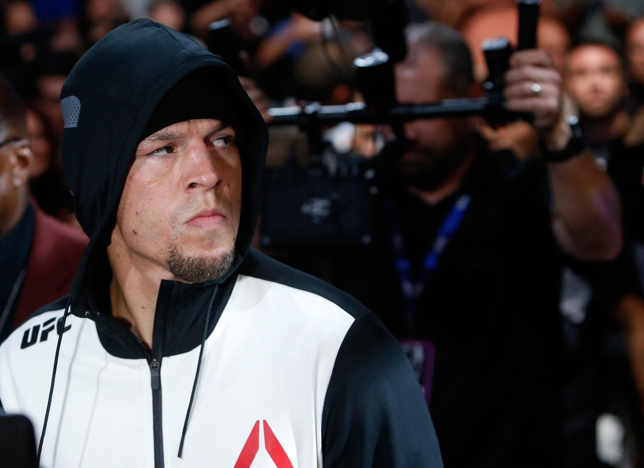 UFC: Nate Diaz could still face drugs ban despite being