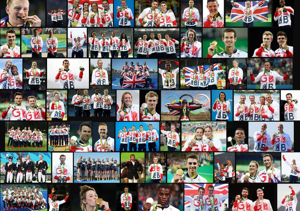 21e905fba45 Rio 2016  How much did each Team GB Olympic medal actually cost the ...