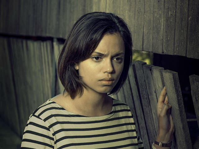Georgina Campbell plays Anna in One Of Us