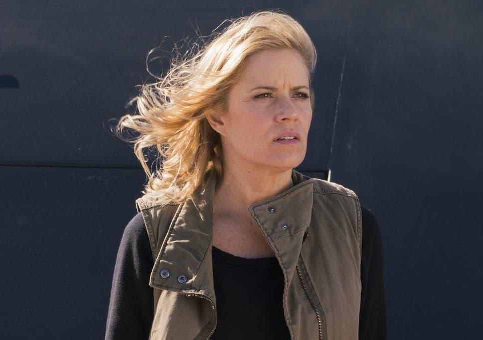 Fear the Walking Dead season 2 actor Kim Dickens: 'It's remarkably fun  killing zombies'