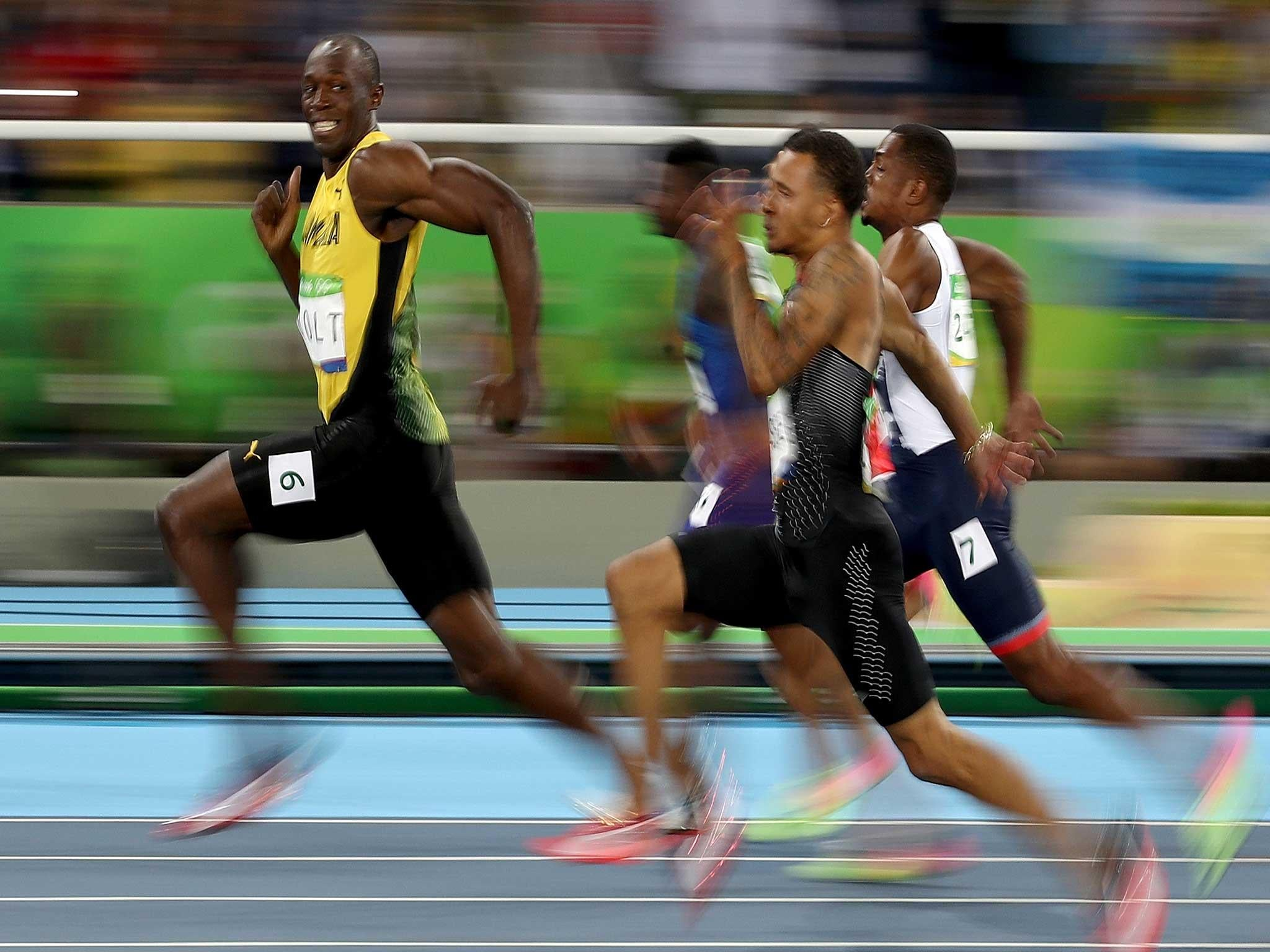 Bolt secures his sporting legacy in Rio