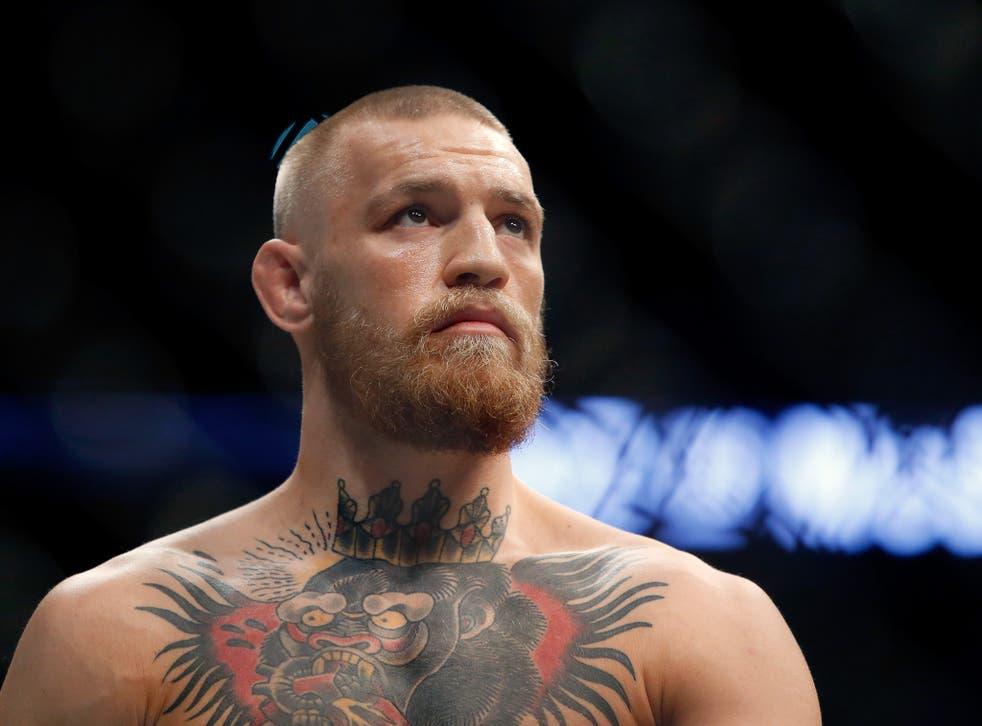 McGregor took revenge on Diaz at UFC 202