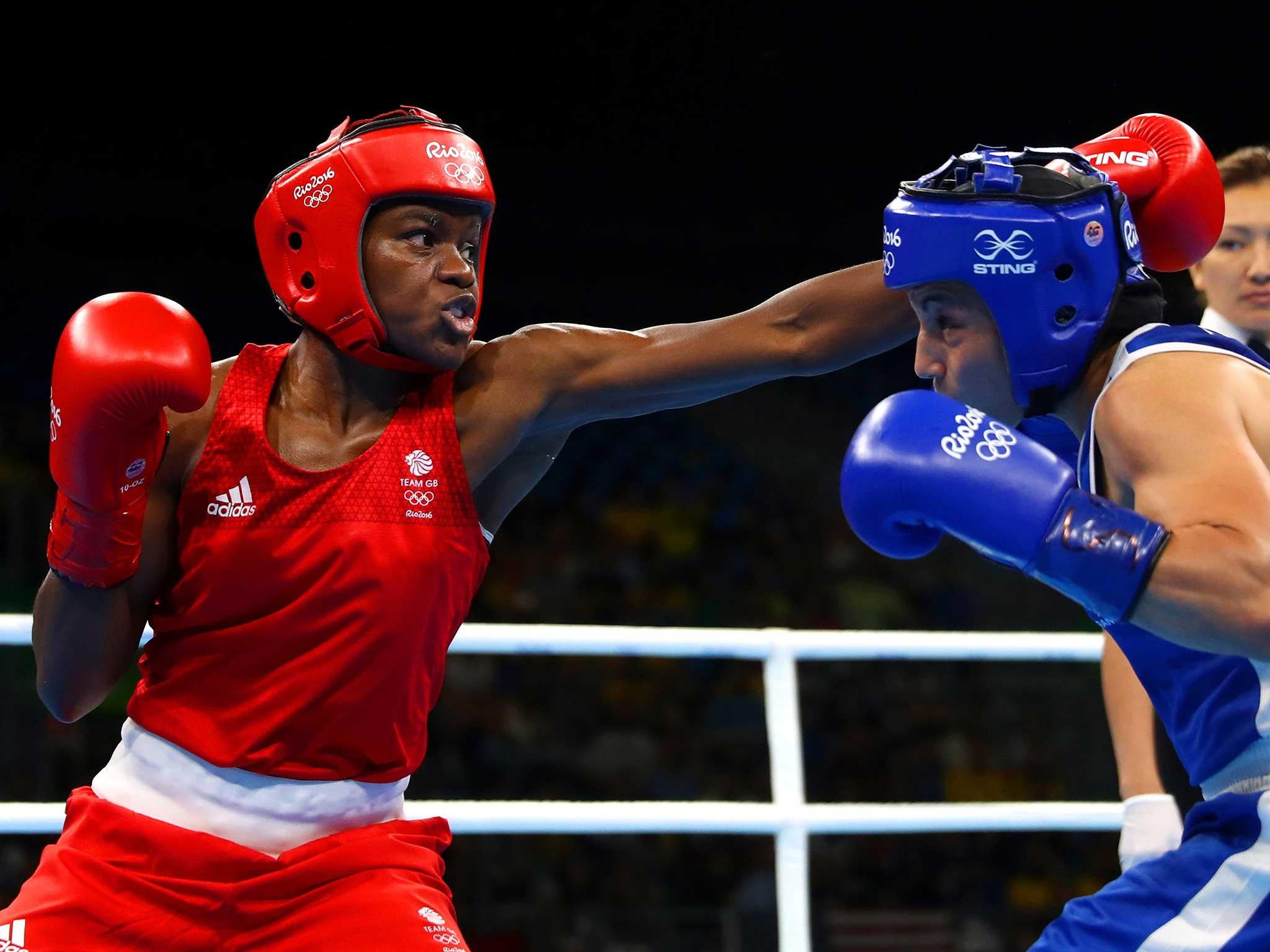 British boxer brings back gold