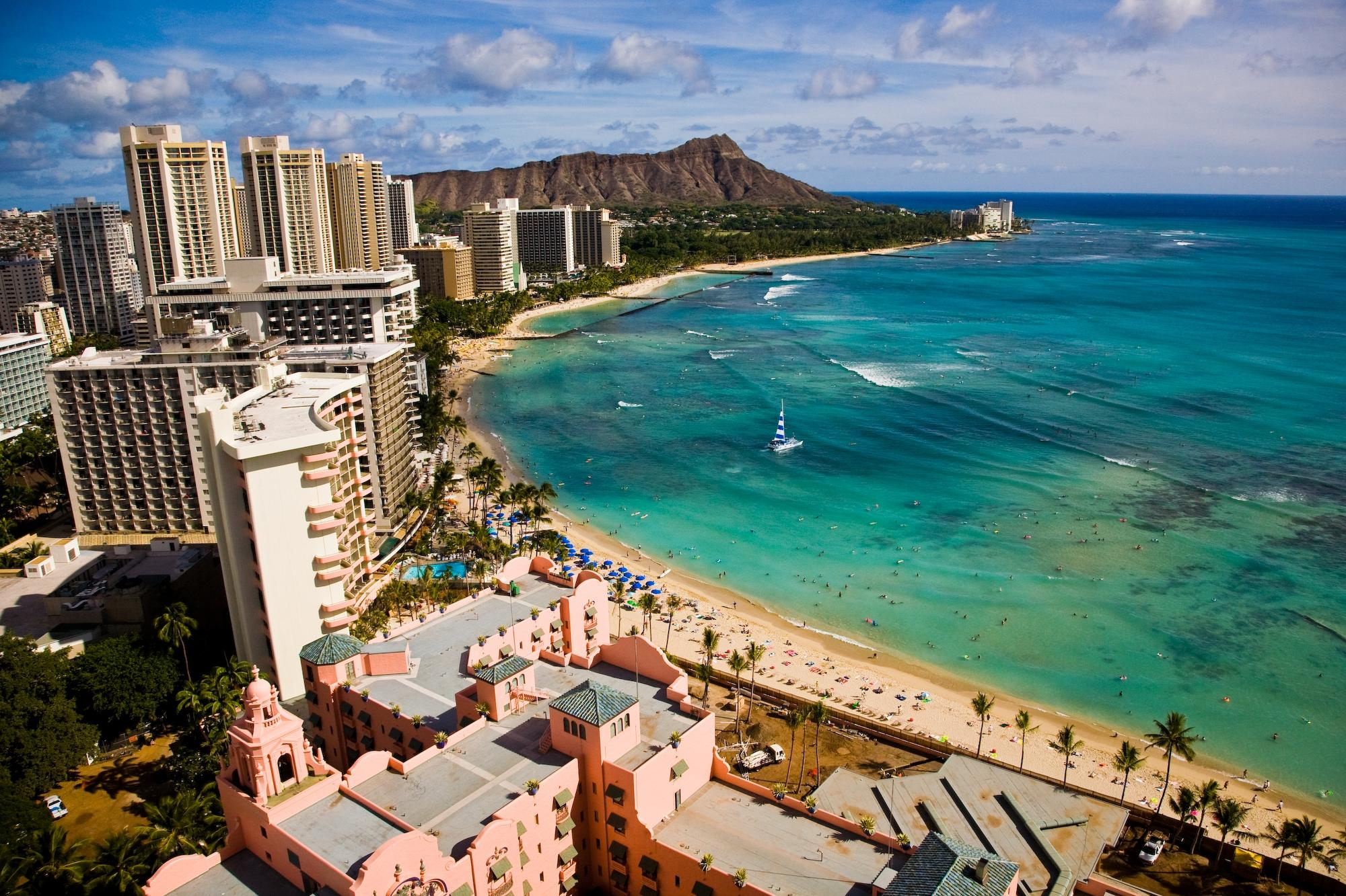 Image Hawaii launches remote working programme with free return flights