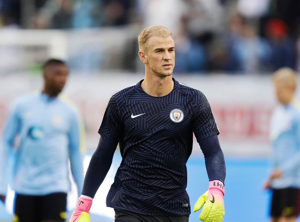 Joe Hart has been forced to look for another club