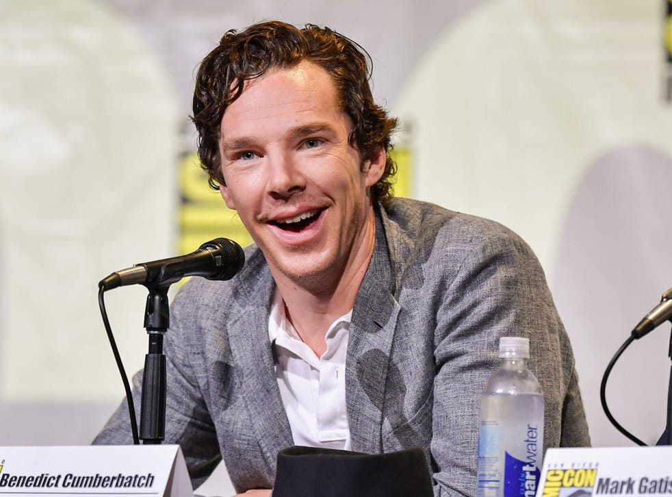 """Benedict Cumberbatch admits he was distracted in school by """"port, girls and all sorts of other things"""""""
