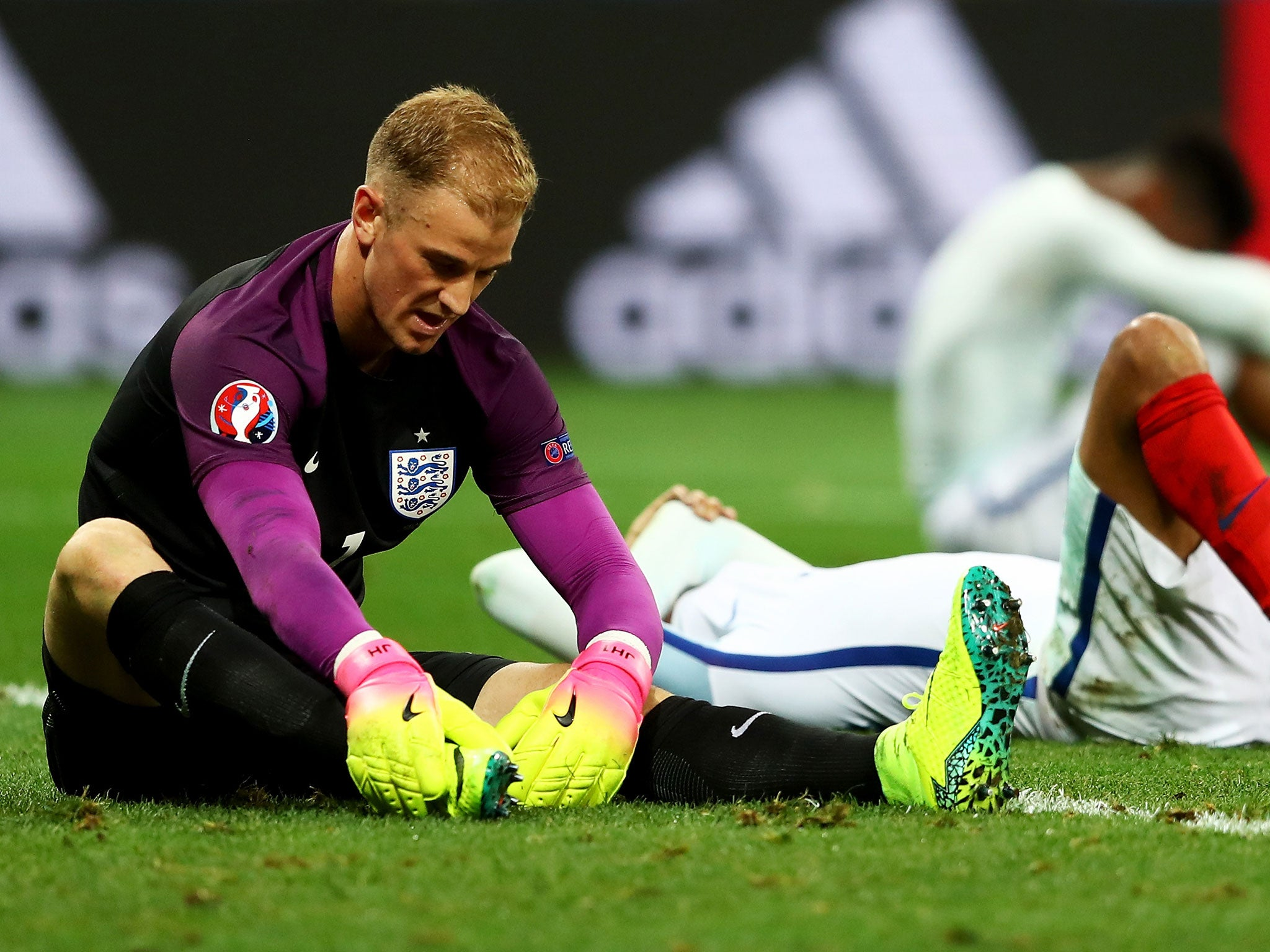 How Joe Hart grew to be e his own worst enemy at Manchester City