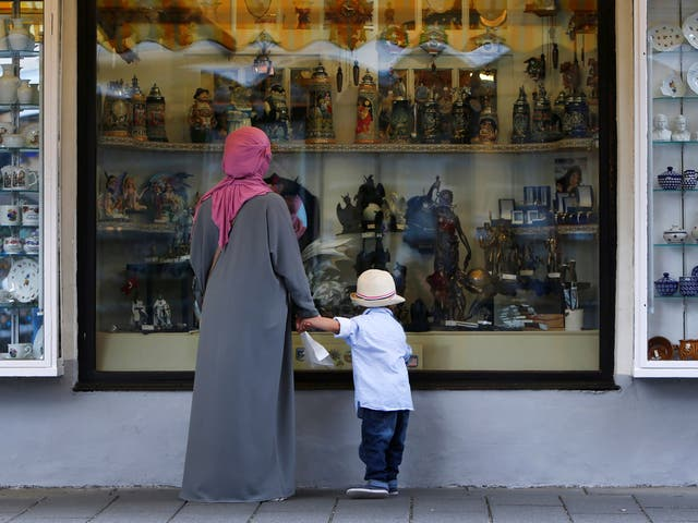 An EU court has ruled that employers can ban employees from wearing religious symbols