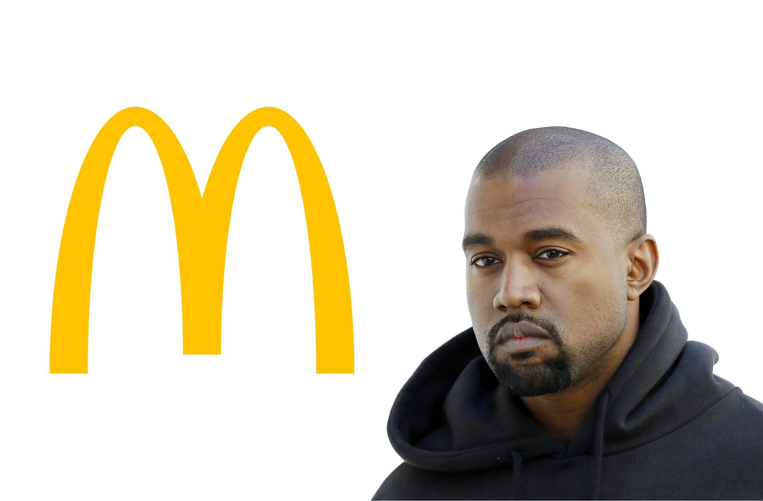 McDonald\'s calls Kanye West out on his McRib poem on Frank Ocean ...