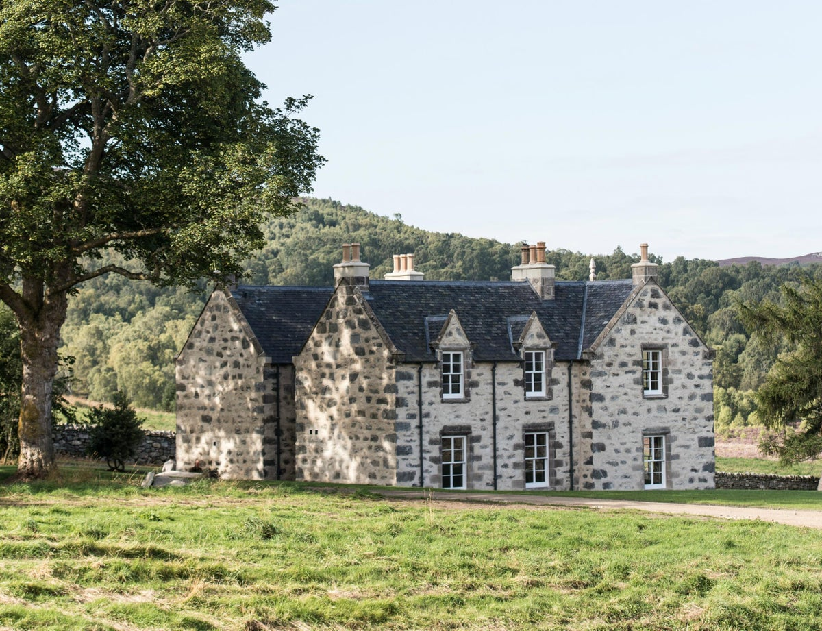 Killiehuntly Farmhouse Hotel Review Scandinavian Style In The Cairngorms The Independent The Independent
