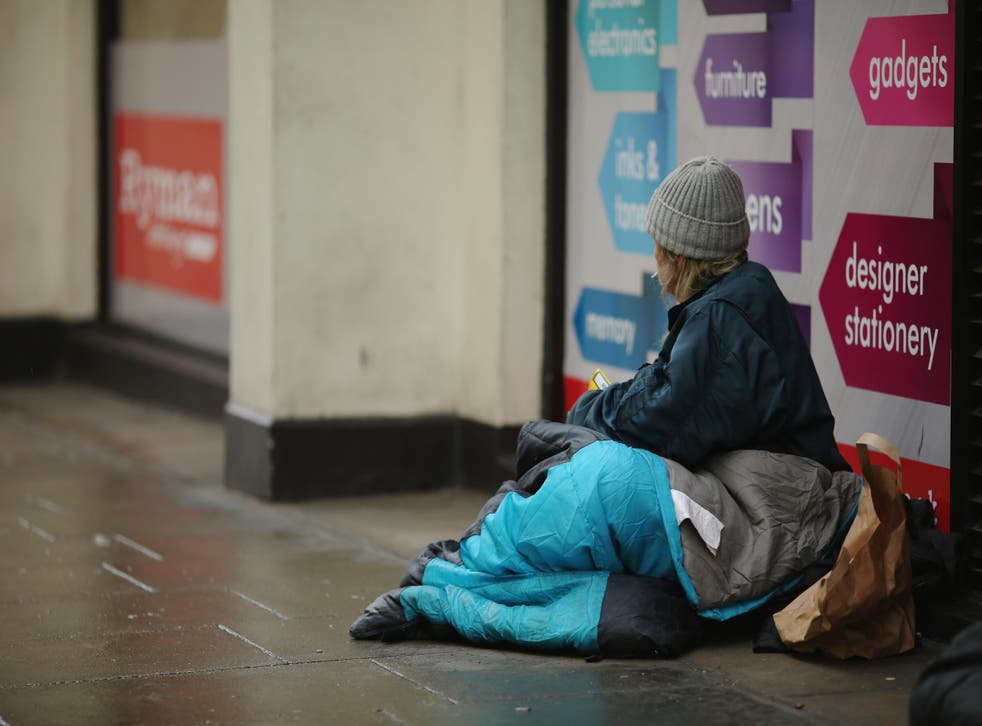 Just under 43,000 families made homeless across all sectors in the last year